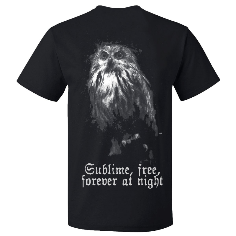 Sun Of The Sleepless - Sublime Girlie-Shirt  |  L  |  black