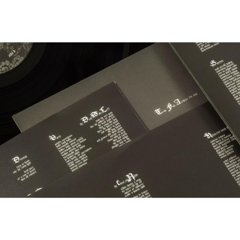Tenhi - Folk Aesthetic 1996-2006 Vinyl 3-LP  |  black