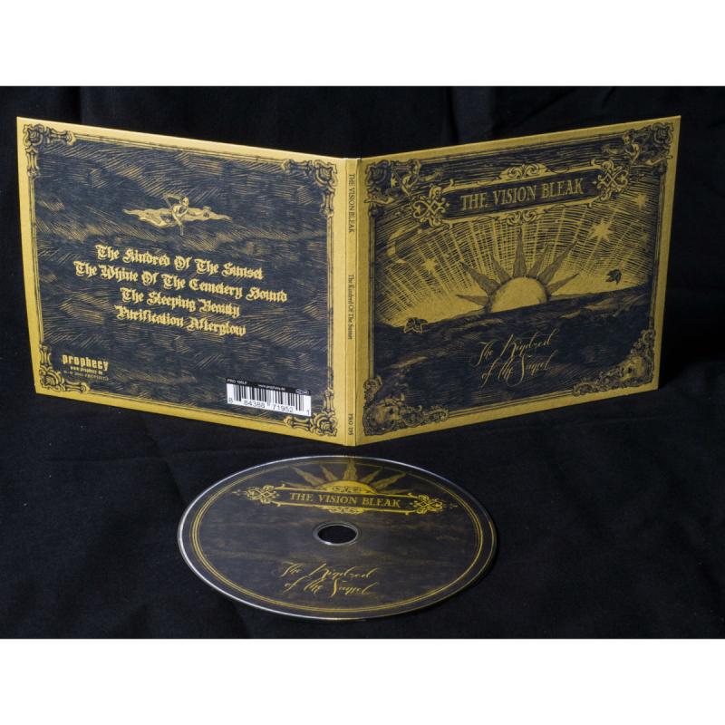 The Vision Bleak - The Kindred Of The Sunset Vinyl LP