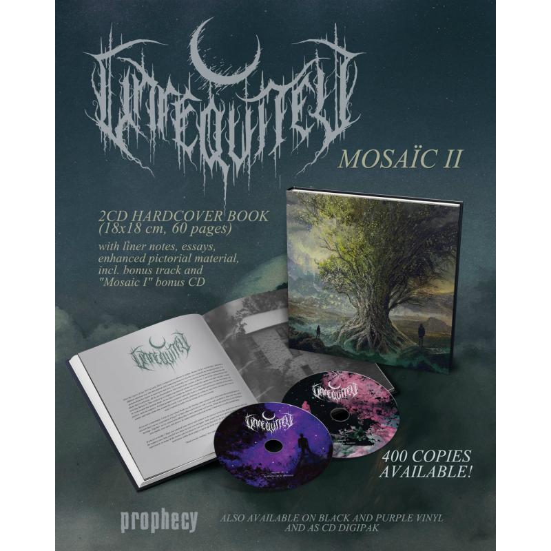 Unreqvited - Mosaic I & II Book 2-CD