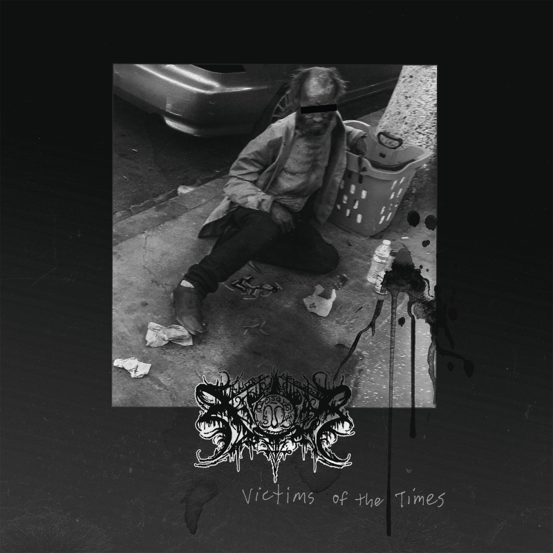 Xasthur - Victims of the Times Vinyl 2-LP Gatefold