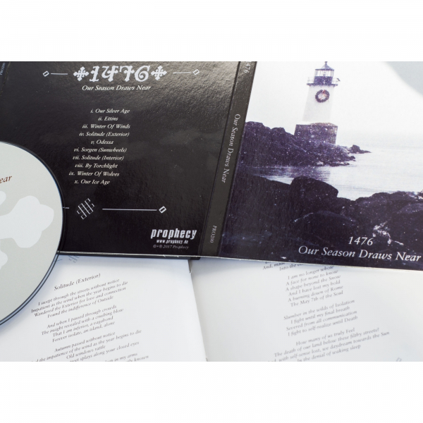 1476 - Our Season Draws Near CD Digipak