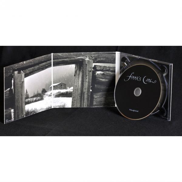 Finnr's Cane - Wanderlust CD Digipak