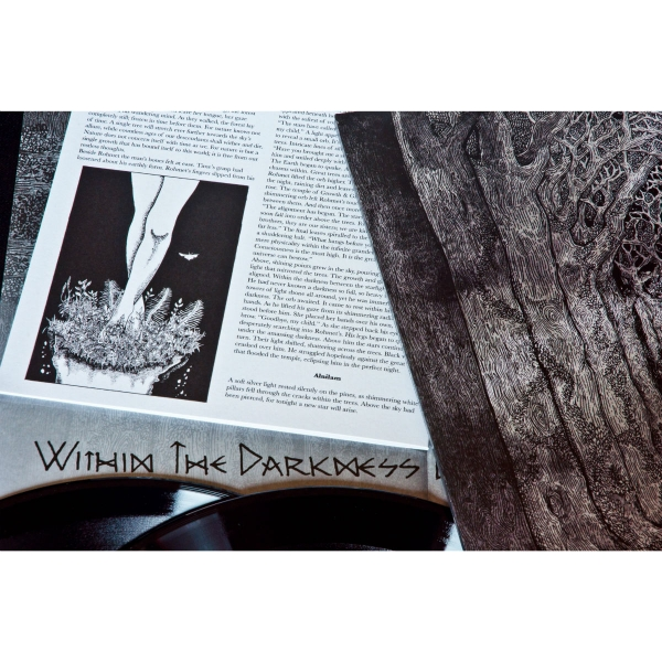 Nhor - Within The Darkness Between The Starlight Vinyl 2-LP Gatefold (Black)