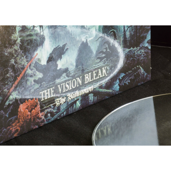 The Vision Bleak - The Unknown CD Digisleeve