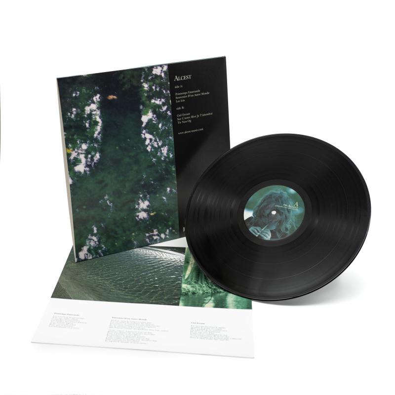 Alcest - Souvenirs D'un Autre Monde Vinyl LP  |  Black