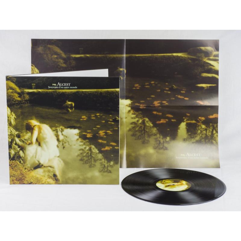 Alcest - Souvenirs d'un autre monde Vinyl Gatefold LP  |  Black