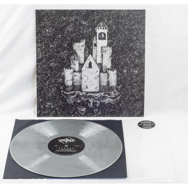 Aureole - Alunar Vinyl LP     Silver