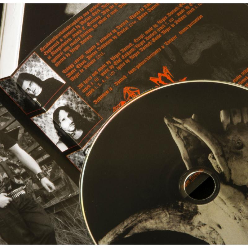 Bethlehem - Hexakosioihexekonta... CD Digipak