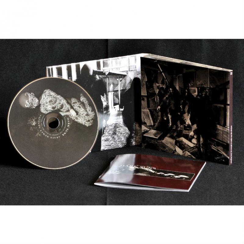 Dark Suns - Grave Human Genuine CD