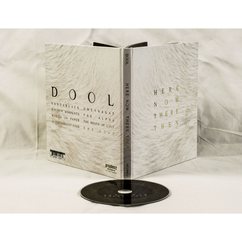 Dool - Here Now, There Then Book CD