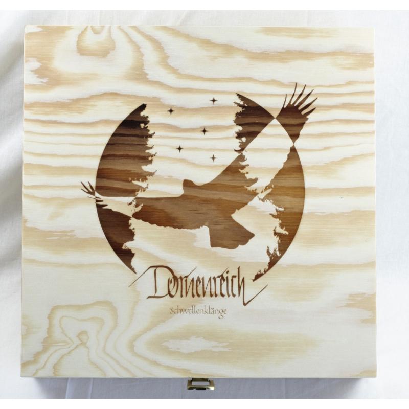 Dornenreich - Schwellenklänge Vinyl Box     black