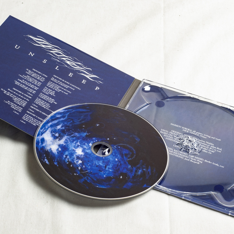Drown - Unsleep CD Digipak