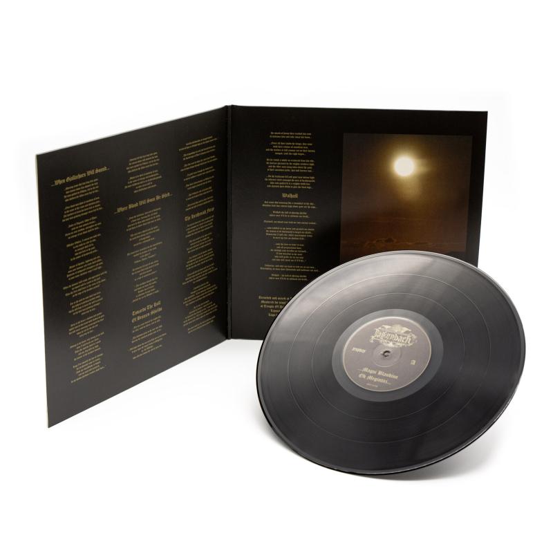 Falkenbach - ...magni blandinn ok megintíri... Vinyl Gatefold LP     Black