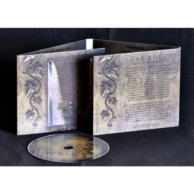 Gae Bolg - Requiem CD Digipak