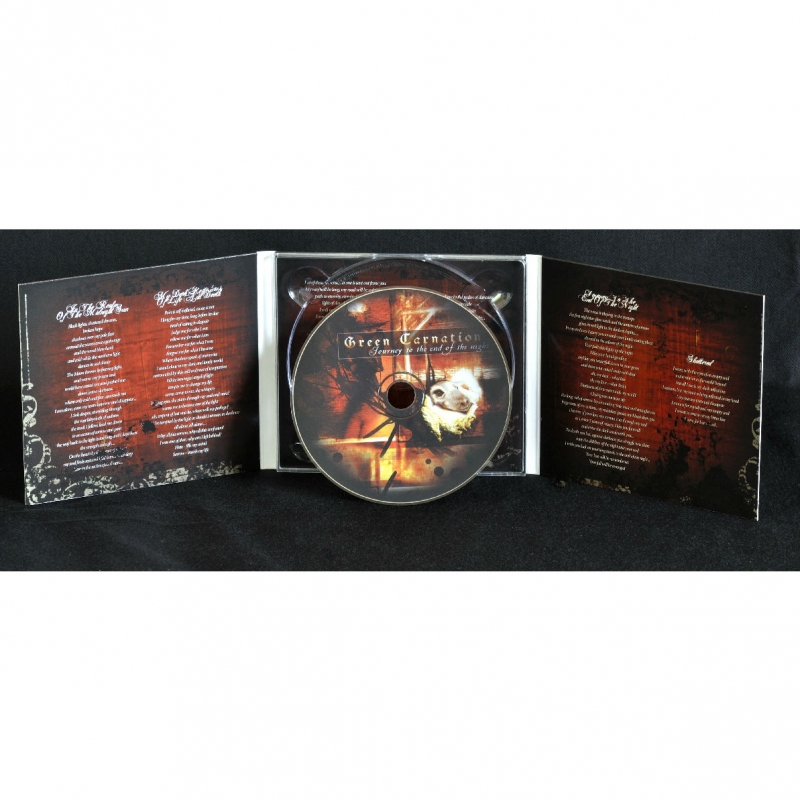 Green Carnation - Journey To The End Of The Night CD Digipak