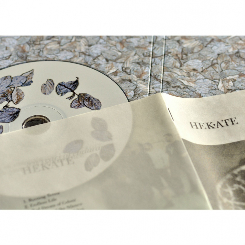 Hekate - Ten Years Of Endurance CD Digipak