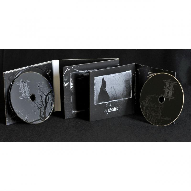 Helrunar - Grátr CD-2 Digipak