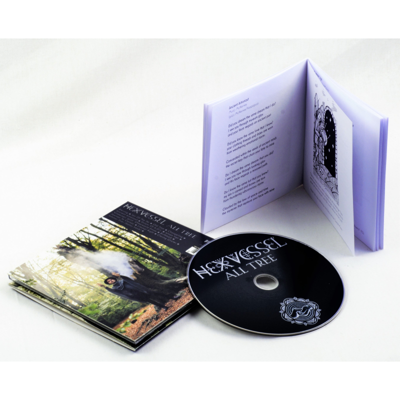 Hexvessel - All Tree CD Digipak