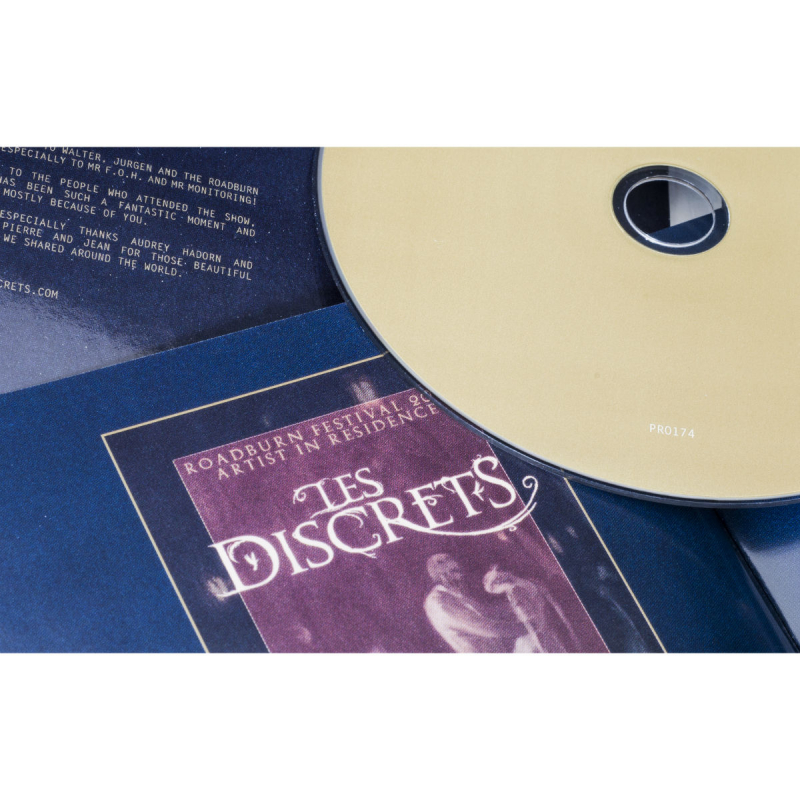 Les Discrets - Live at Roadburn Vinyl Gatefold LP  |  black
