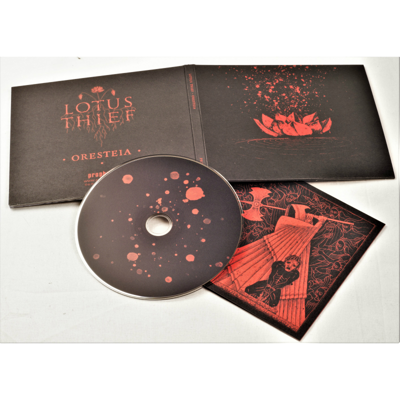 Lotus Thief - Oresteia CD Digipak