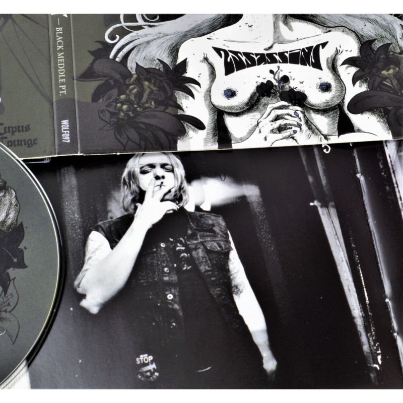 Nachtmystium - Assassins - Black Meddle Pt. I CD Digipak
