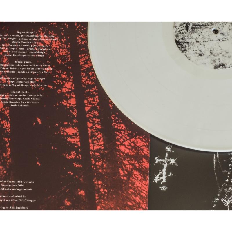 Negura Bunget - ZI Vinyl Gatefold LP  |  white