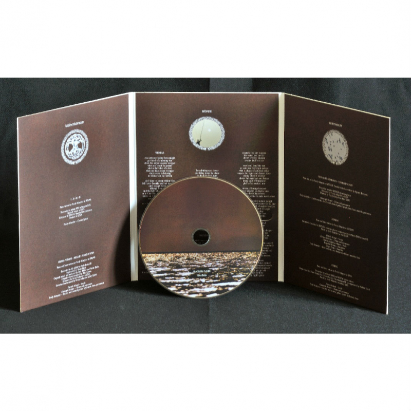 Nucleus Torn - Travellers CD Digipak