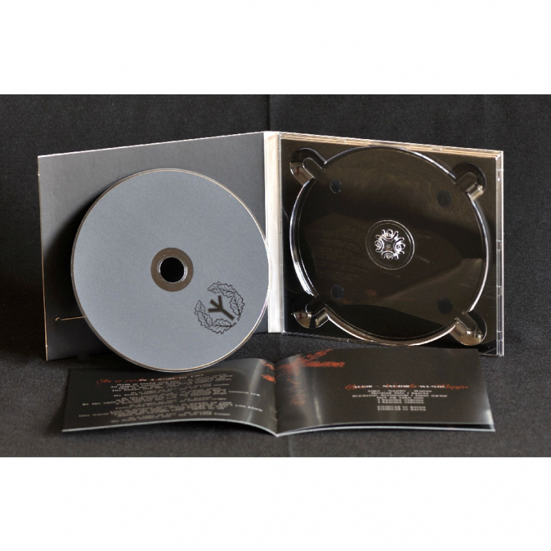 Of The Wand and the Moon - : Emptiness : Emptiness : Emptiness : CD Digipak