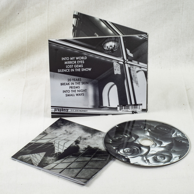 Silence In The Snow - Break In The Skin CD Digipak