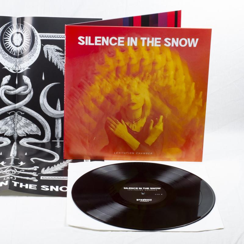 Silence In The Snow - Levitation Chamber Vinyl Gatefold LP  |  Black