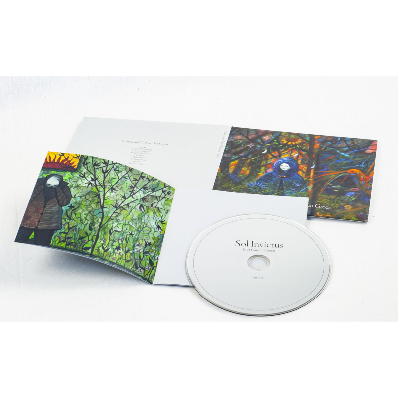 Sol Invictus - In a Garden Green CD Digipak