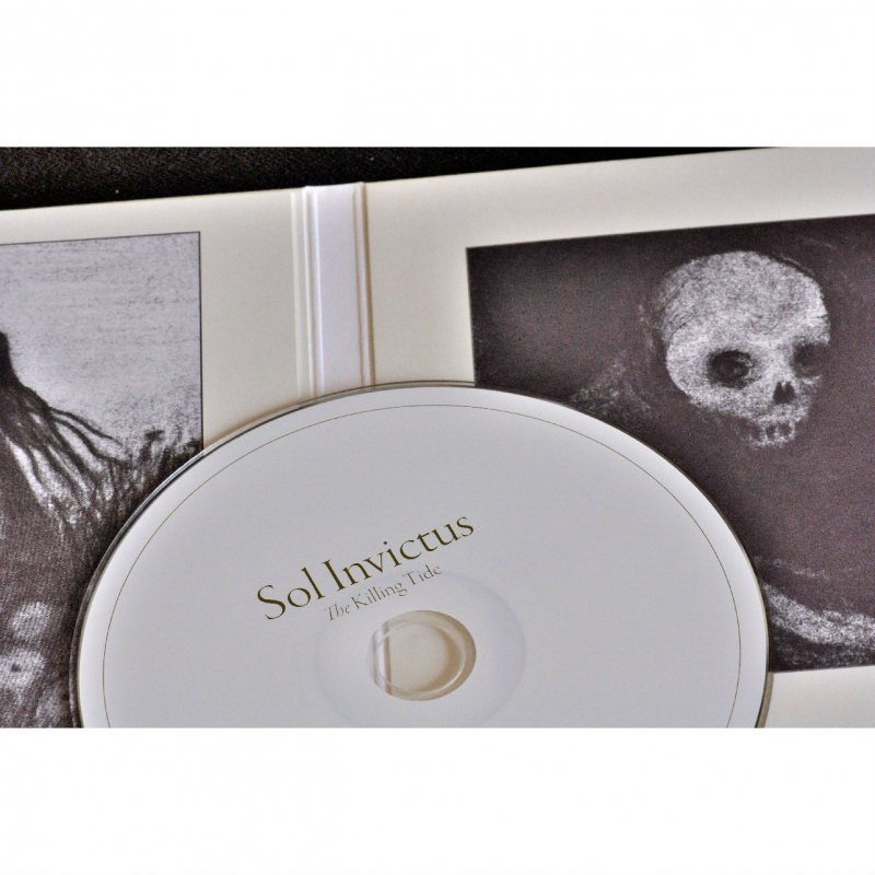 Sol Invictus - The Killing Tide CD Digipak