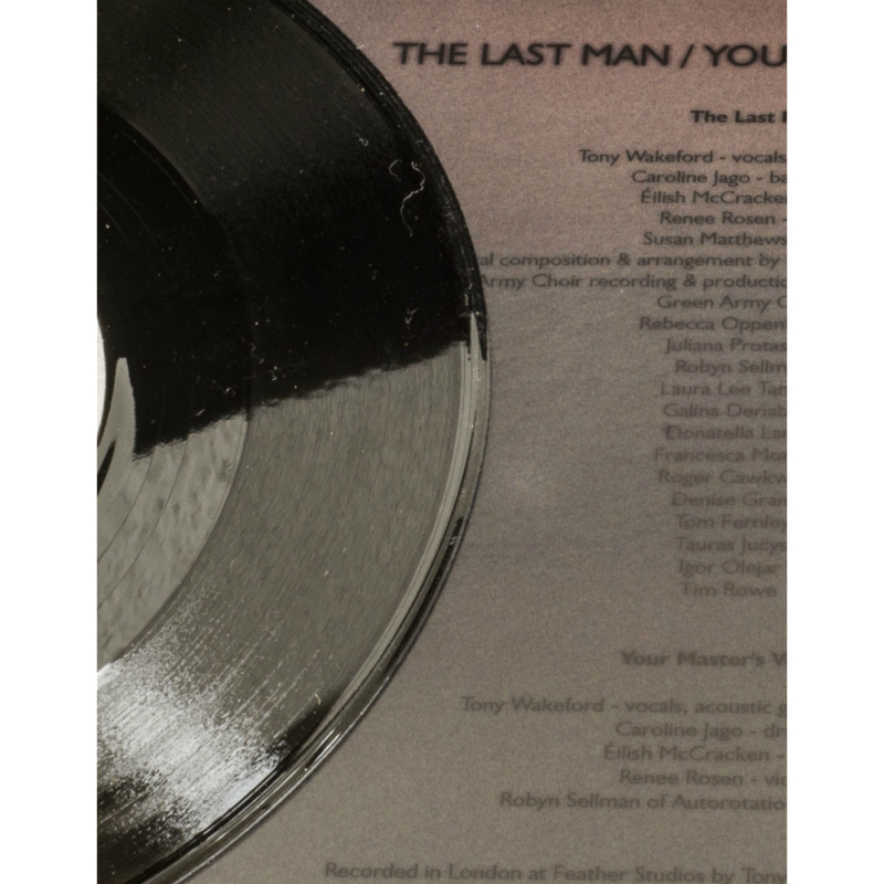 Sol Invictus - The Last Man Vinyl 7"