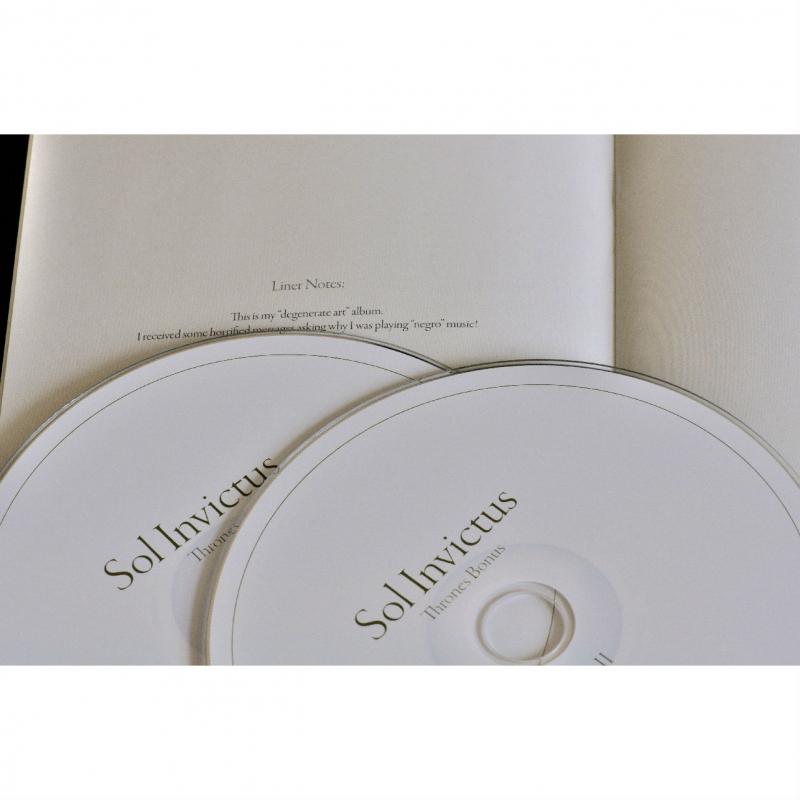 Sol Invictus - Thrones CD-2 Digipak