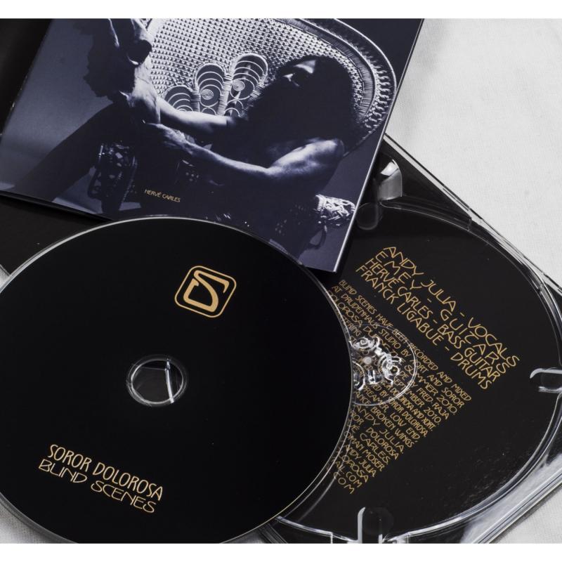 Soror Dolorosa - Blind Scenes CD Digipak