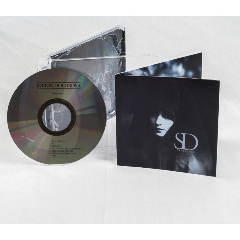 Soror Dolorosa - Severance Super Jewelbox CD