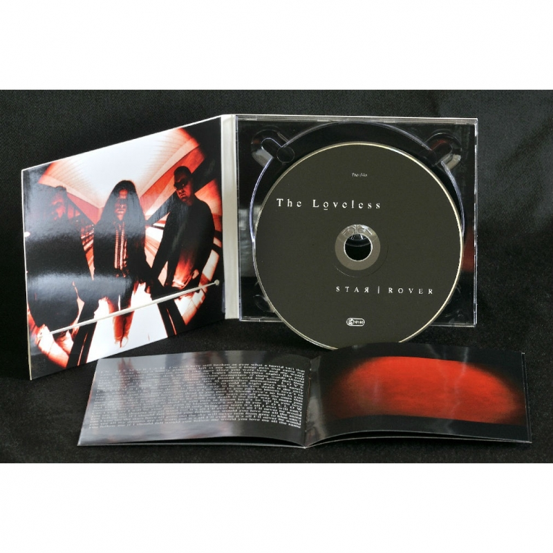 The Loveless - Star Rover CD Digipak