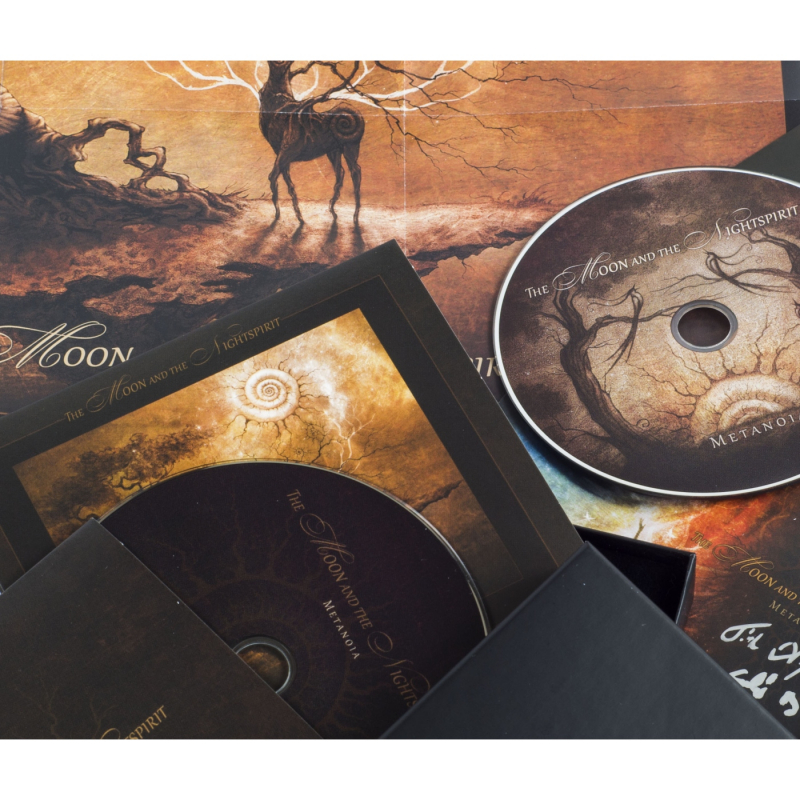 The Moon And The Nightspirit - Metanoia CD-2 Box