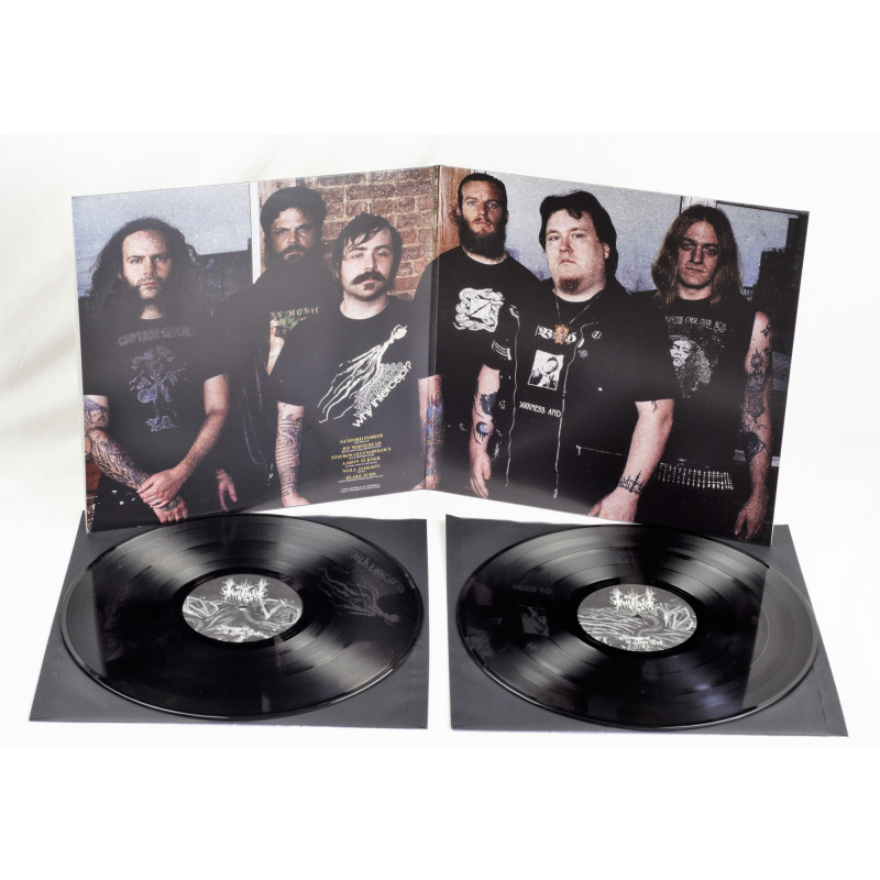 Twilight - Monument To Time End Vinyl 2-LP Gatefold  |  black