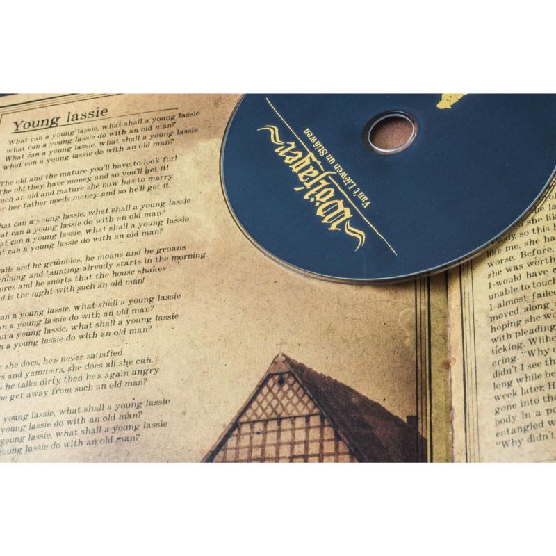 Wöljager - Van't Liëwen Un Stiäwen Book CD
