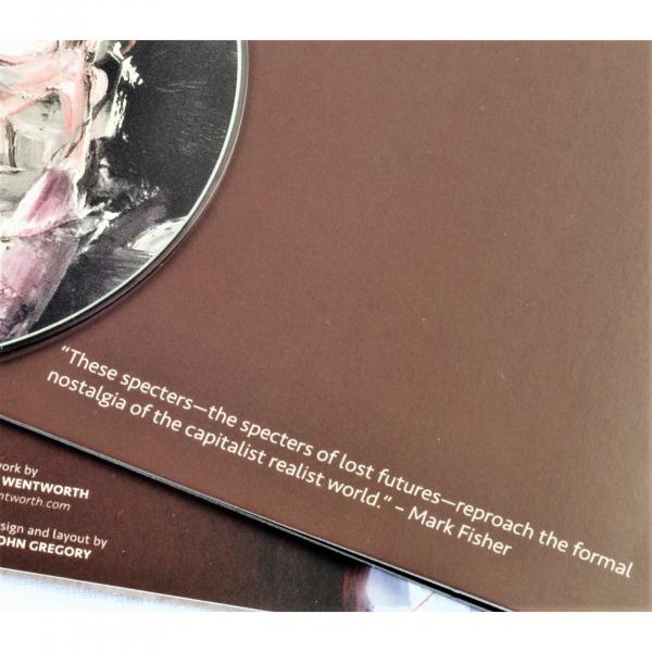 Khôrada - Salt CD Digisleeve