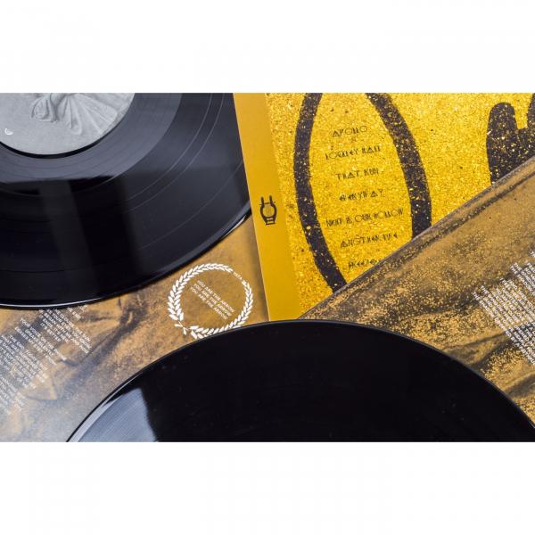 Soror Dolorosa - Apollo Vinyl 2-LP Gatefold | black