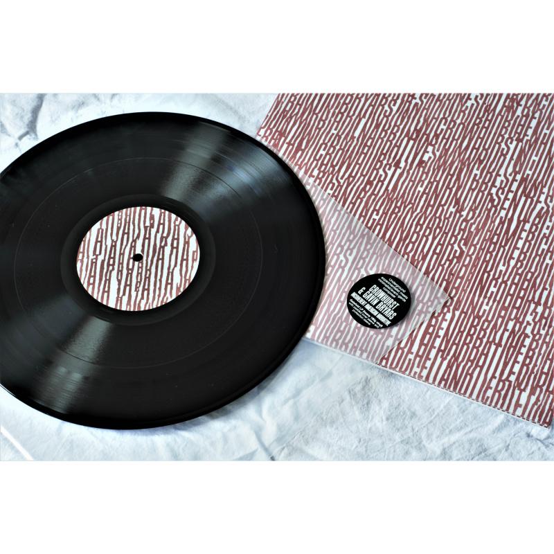 Crowhurst - Crowhurst and Gavin Bryars present Incoherent American Narrative Vinyl Gatefold LP  |  Black