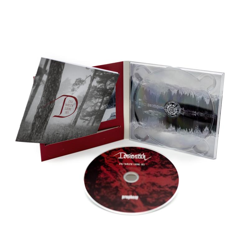 Dornenreich - Du wilde Liebe sei CD Digipak
