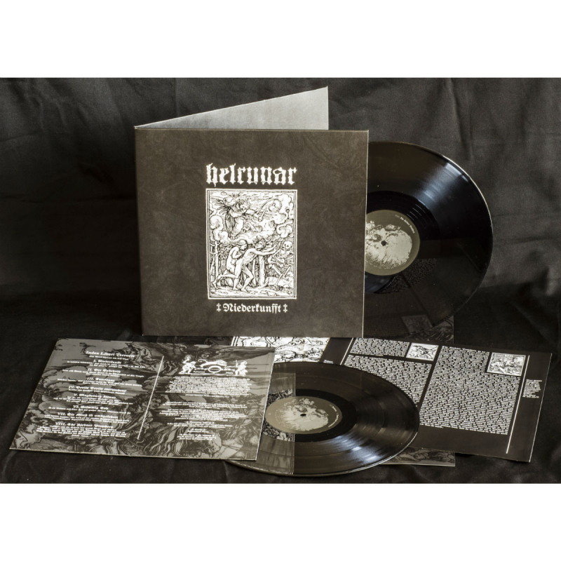 Helrunar - Niederkunfft CD Digipak