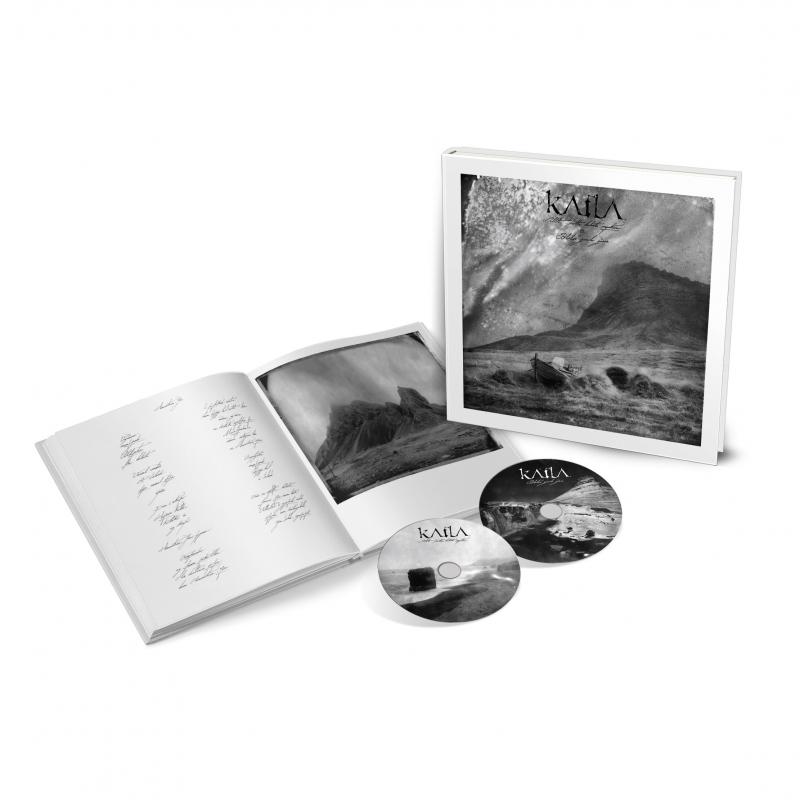 Katla - Allt þetta Helvítis Myrkur Artbook 2-CD