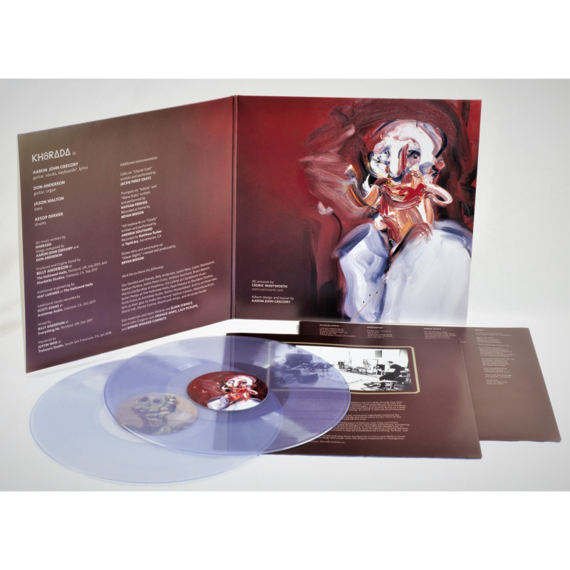 Khôrada - Salt Vinyl 2-LP Gatefold  |  Clear