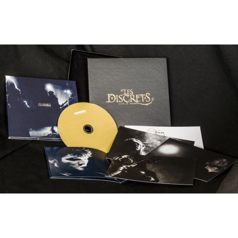 Les Discrets - Live at Roadburn Box