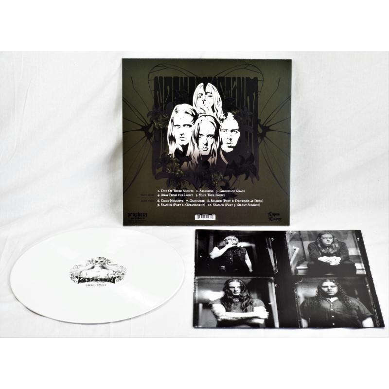 Nachtmystium - Assassins - Black Meddle Pt. I Vinyl LP  |  white